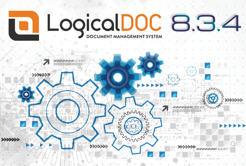 LogicalDOC EDMS 8.3.4